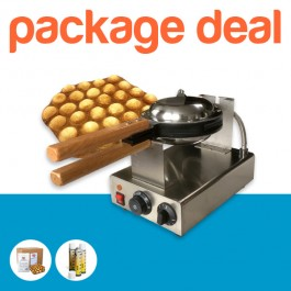 Bubblewafel PACKAGE DEAL