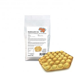 Bubblewafel Mix 1kg