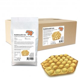 Bubblewafel Mix 10x 1kg