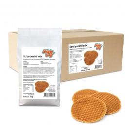 Stroopwafel mix 10x1kg