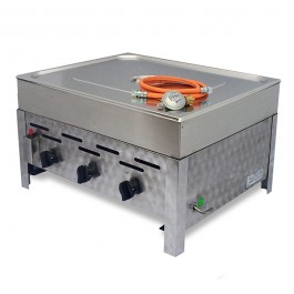 Gas Friteuse 36L