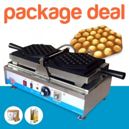 Bubblewafel Pro PACKAGE DEAL