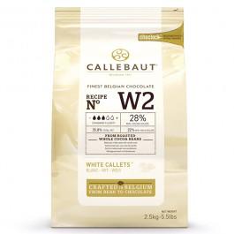 Callebaut Witte Chocolade...