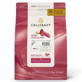 Callebaut Ruby Chocolade...