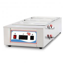 Chocolade Verwarmer 3x1/3GN