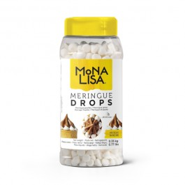 Callebaut Meringue Drops naturel 350gr