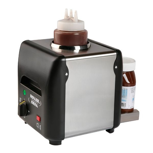 Topping Verwarmer & Dispenser
